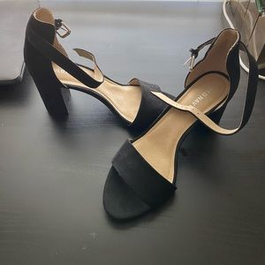 Old Navy Black Heels